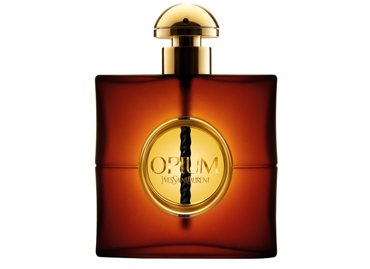 Yves Saint Laurent's new Opium bottle.