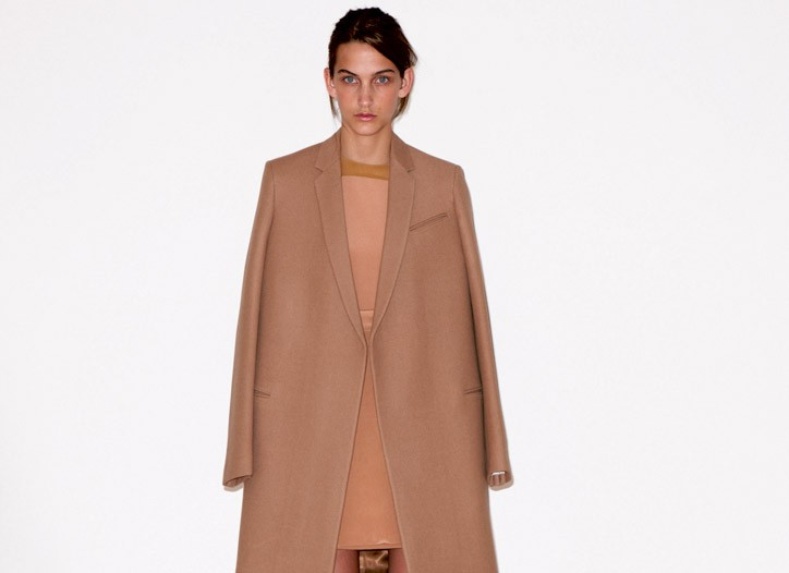 A piece from Phoebe Philo's first Céline collection.