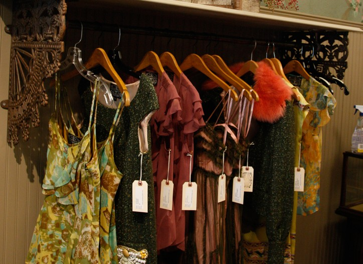 James Coviello's Orchard Street store.