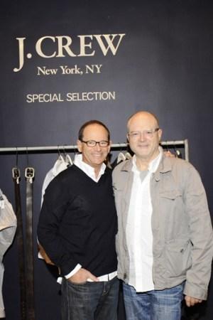 Ron Herman and Mickey Drexler