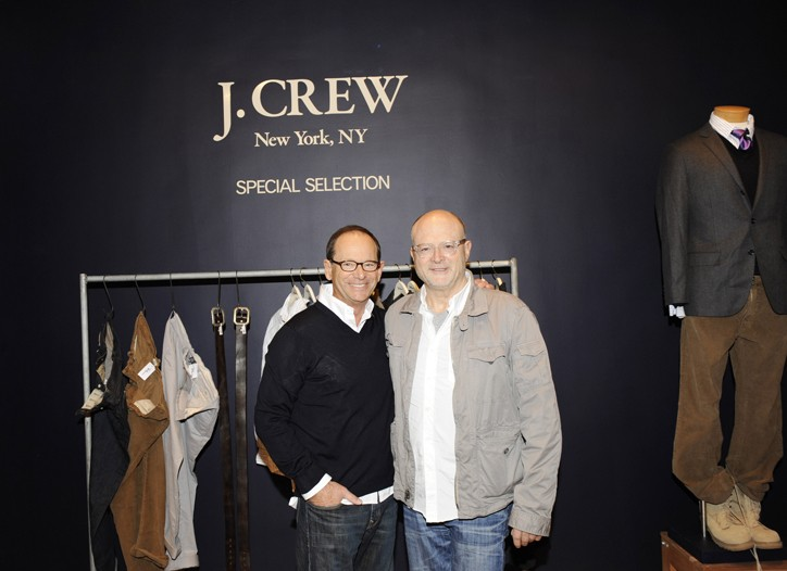 Ron Herman and Mickey Drexler