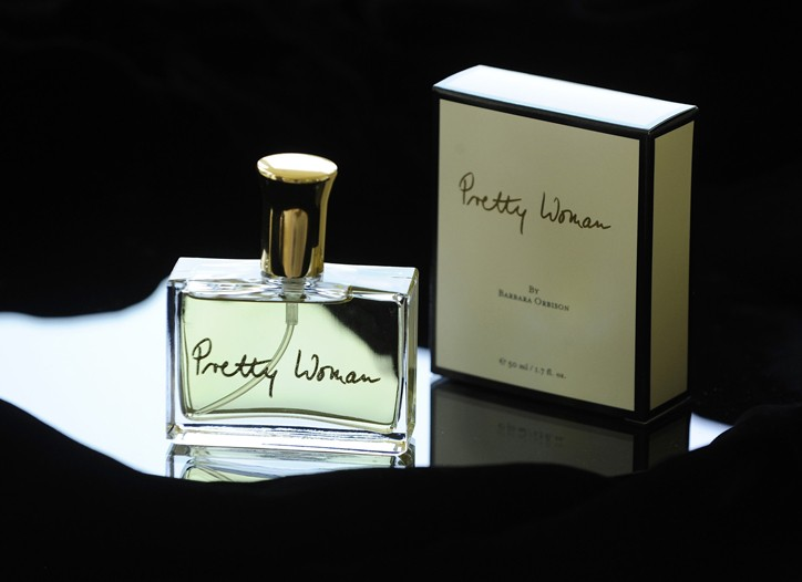Pretty Woman, a scent by Barbara Orbison.