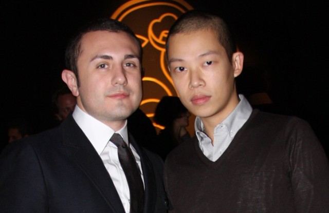Gustavo Rangel and Jason Wu