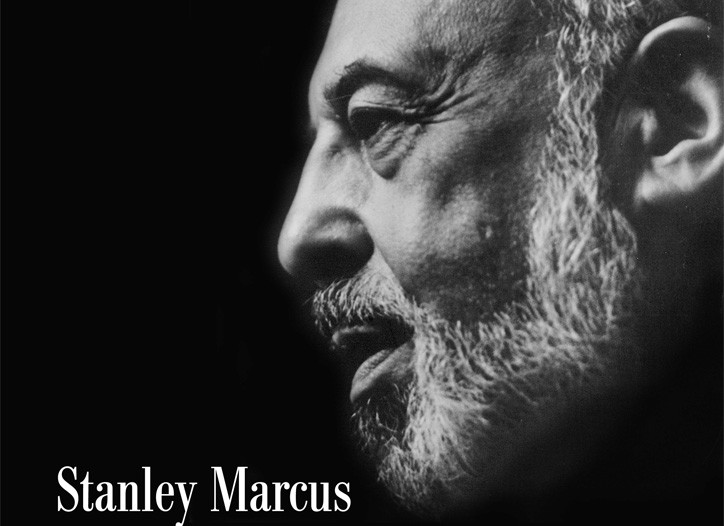 """Thomas E. Alexander's new book, """"Stanley Marcus: The Relentless Reign of a Merchant Prince."""""""