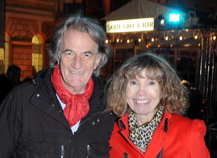 Paul and Pauline Smith.