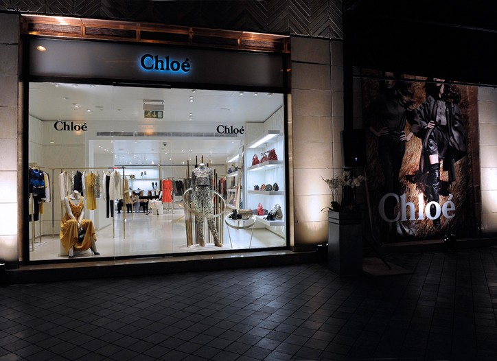 Chloé boutique in Beirut.