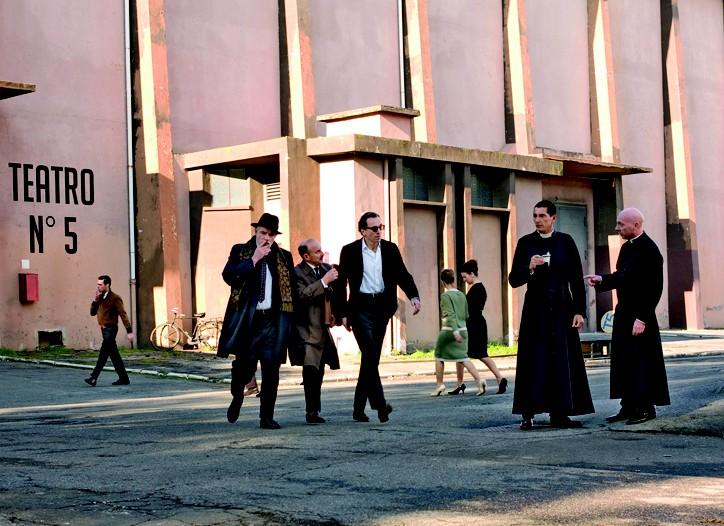 "Stefano Gabbana and Domenico Dolce in ""Nine."""