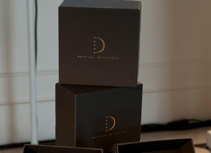Delfina Delettrez's new customization jewelry kit.