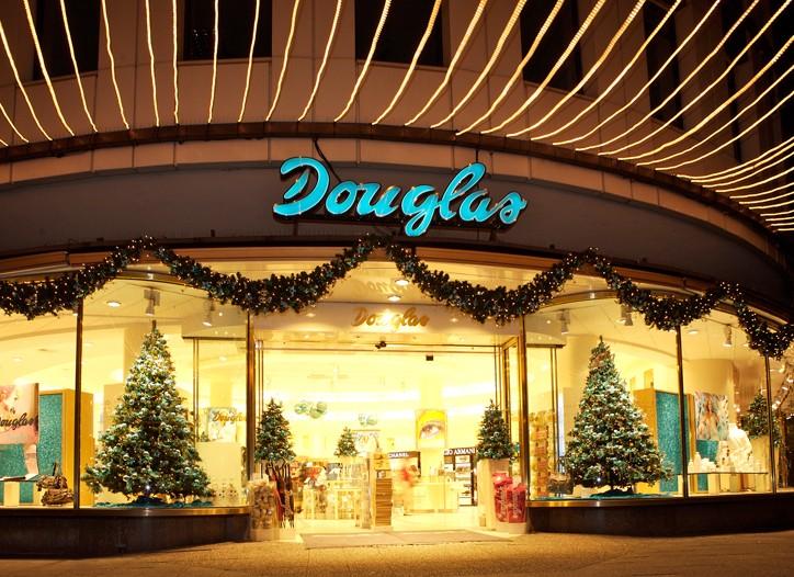 A Douglas Perfumeries store.