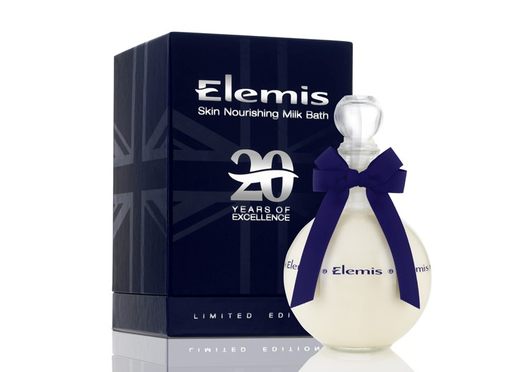 Elemis' Skin Nourishing Milk Bath.