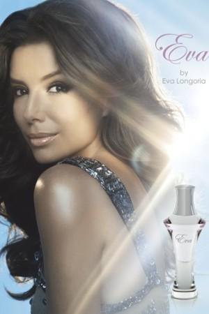 The ad for Eva Longoria Parker's fragrance.