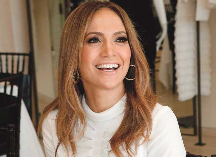 Jennifer Lopez in A.L.C.