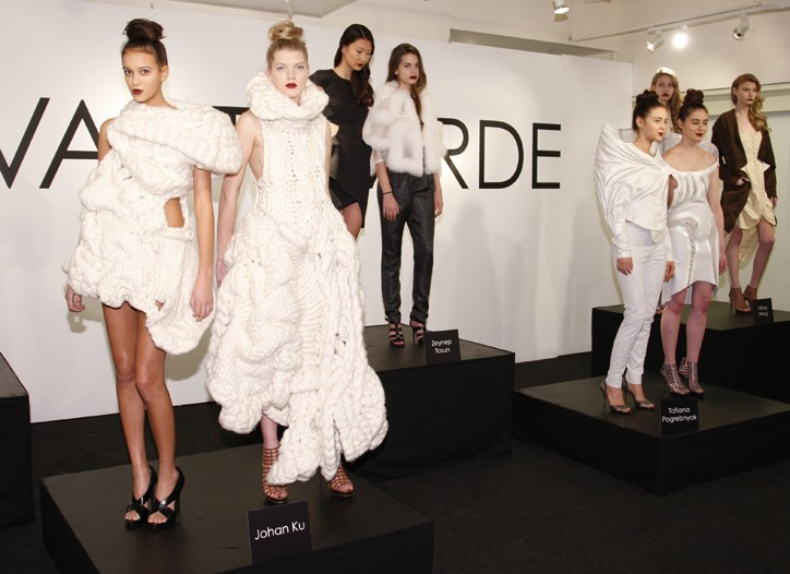 Looks from Gen Art's Styles International Design Competition.