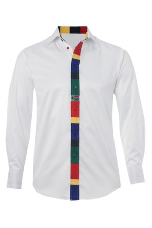 The South Africa shirt.