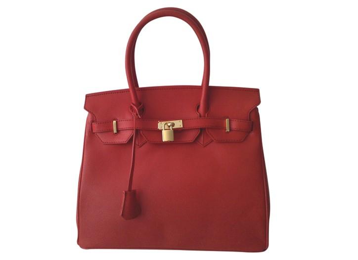 An Hermès bag.