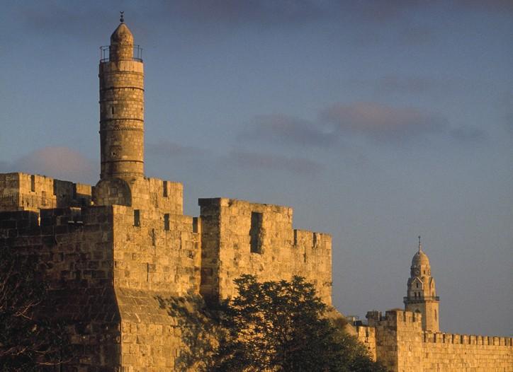 Citadel, Israel