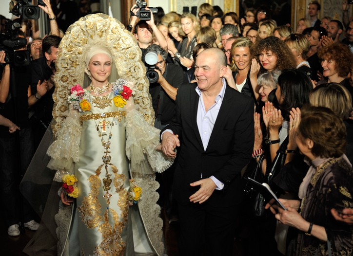 In 2009, acclaimed couturier Christian Lacroix saw a Paris court approve a plan to reduce his fashion house to a licensing operation.