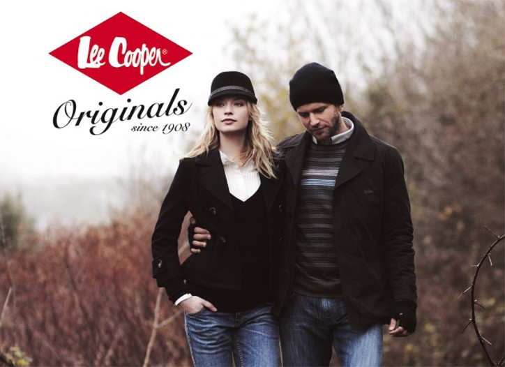 An image for the fall 2009 Lee Cooper collection.