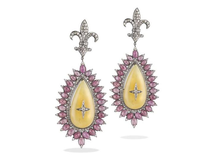 Michelle Obama's Bochic earrings.