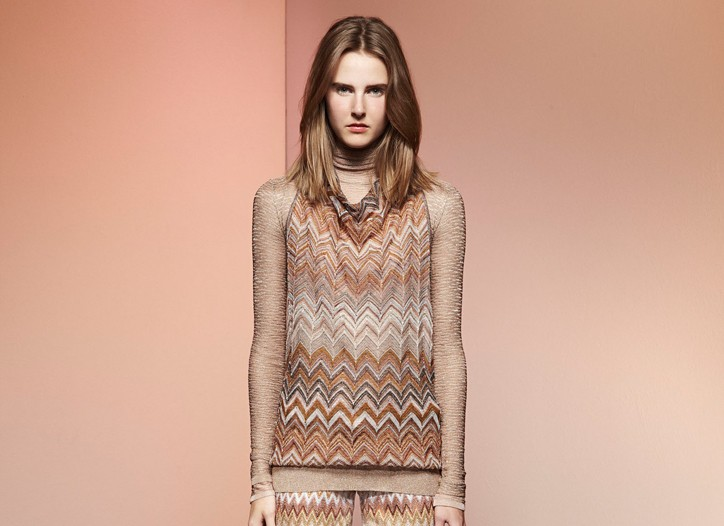 Style from Missoni's new collections.