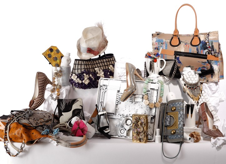 Spring accessories.