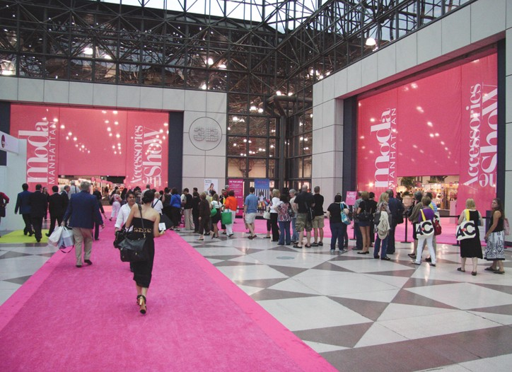 AccessoriesTheShow had a 3.9 percent increase in attendance last year.