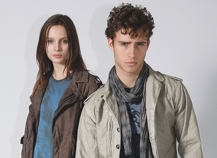 Looks from the socially conscious clothing line Edun, founded by Bono and his wife, Ali Hewson.