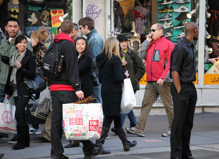 Shoppers can expect even greater sales soon.