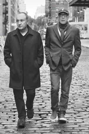 Rocco Laspata and Charles DeCaro