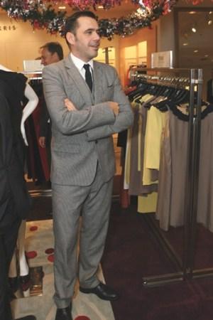 Roland Mouret at Neiman Marcus.