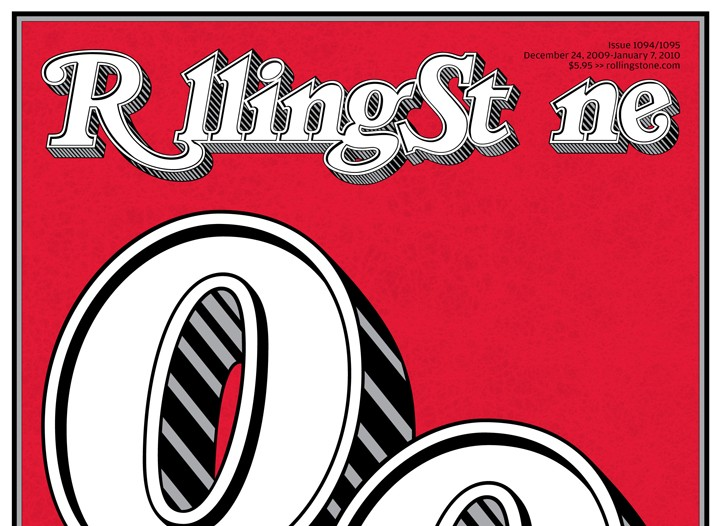 Cover of Rolling Stone.