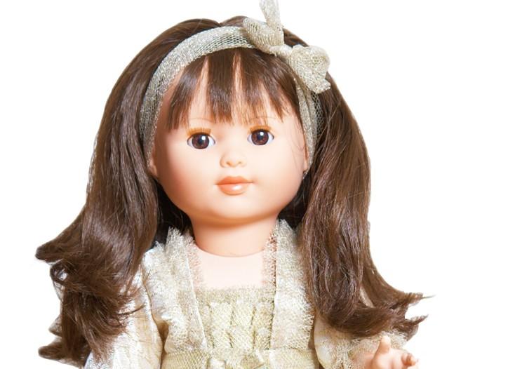 A Karl Lagerfeld-created princess doll.