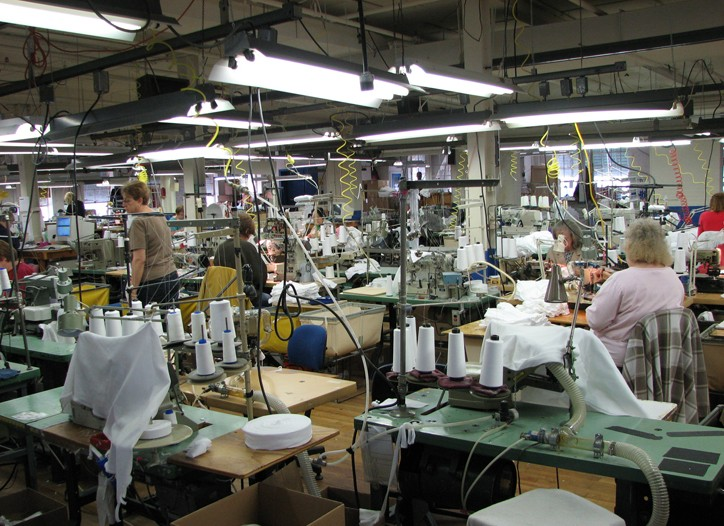 U.S. textile exports to the Western Hemisphere have fallen 24 percent.