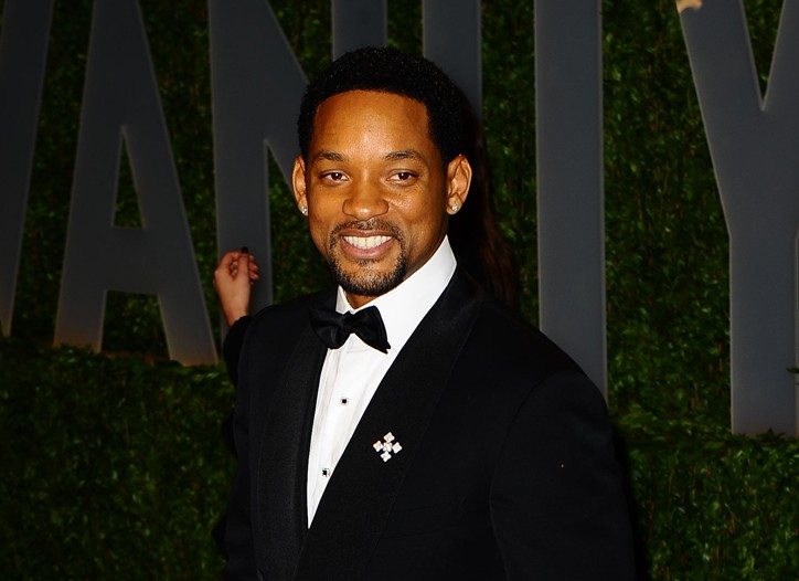 Will Smith will wear Marc Jacobs in Oslo.