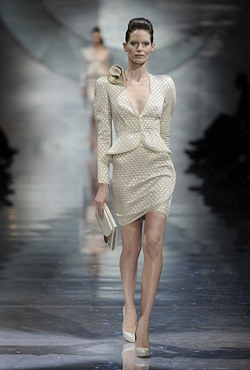 Giorgio Armani Privé Spring Couture 2010