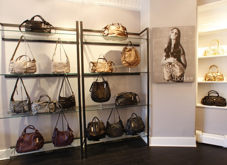 The new Botkier store in New York.