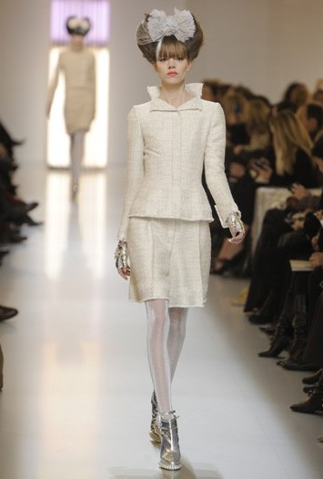 Chanel Spring Couture 2010