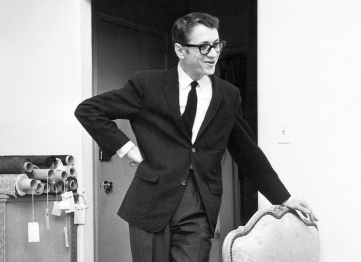 Charles Kleibacker, circa 1963.