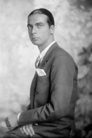 Cristóbal Balenciaga, January 1, 1927.