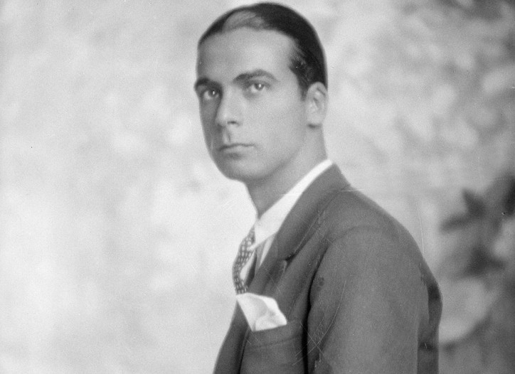 Cristóbal Balenciaga, January 1, 1927.