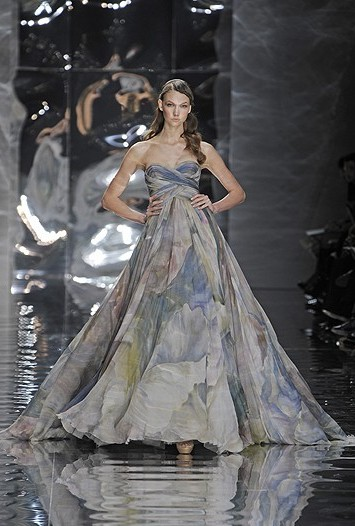 Elie Saab Couture Spring 2010