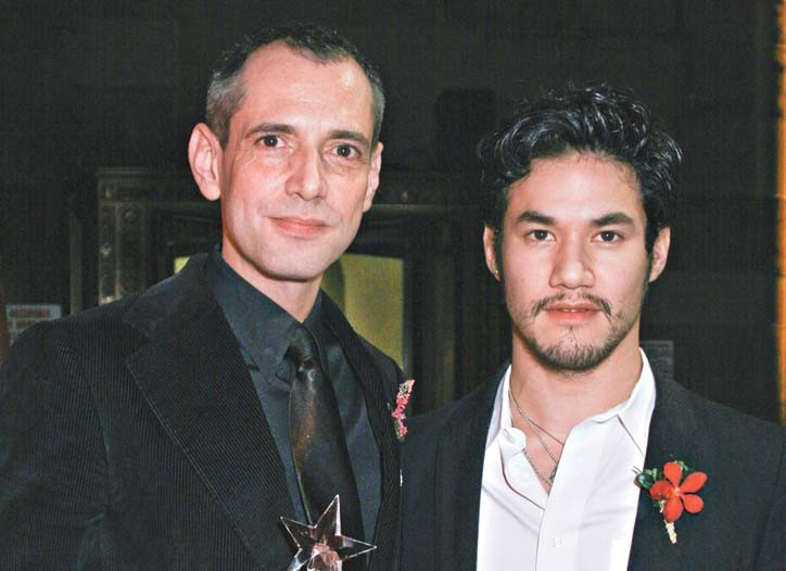 Peter Hidalgo and Joseph Altuzarra