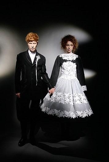 Franck Sorbier Couture Fall 2009