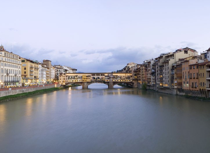 Florence, Italy, will host retailers attending the trade fair next week.