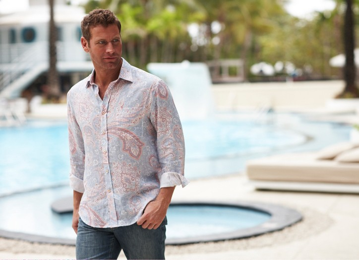 Nat Nast men's wear is sold in more than 600 department and specialty stores.