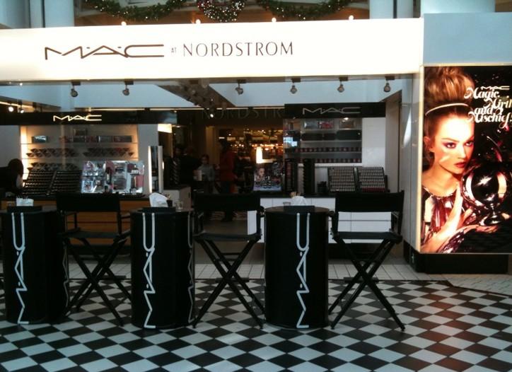 Nordstrom at Main Place in Santa Ana, Calif.