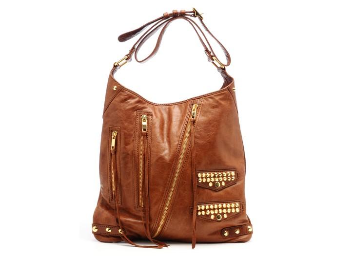 An Rebecca Minkoff bag.