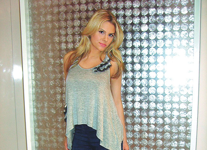 Jessica Simpson Jeanswear, WWDMAGIC