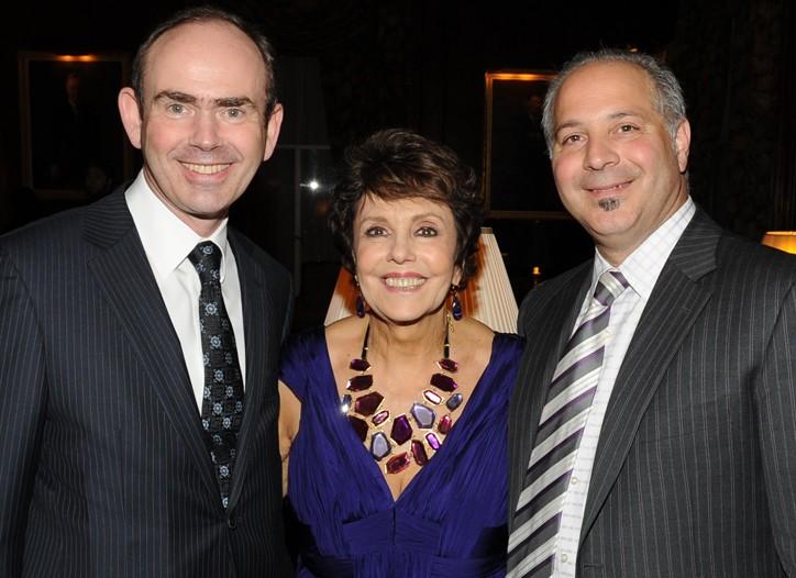 Iain R. Holding, Linda Marshall and Joseph C. Magnacca.