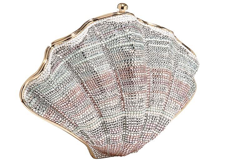 Judith Leiber Austrian crystal clutch